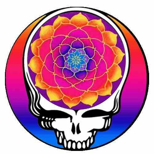Grateful dead steal your face car interior design for Cheap tattoo removal chicago