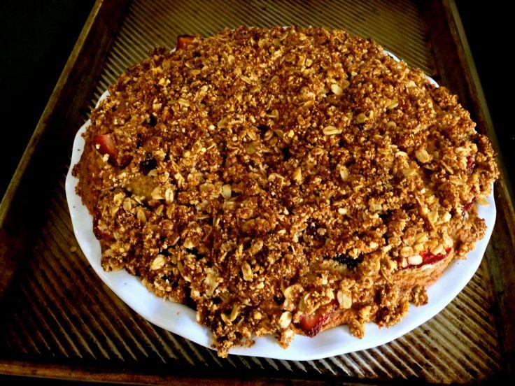 Buttermilk Berry Coffee Cake | Salty Spicy Bitter & Sweet | Pinterest