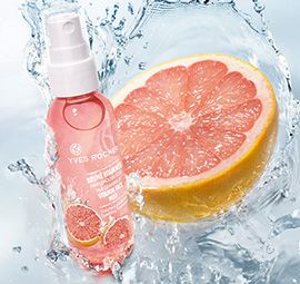 grapefruit vitamin face mist #yvesrocher
