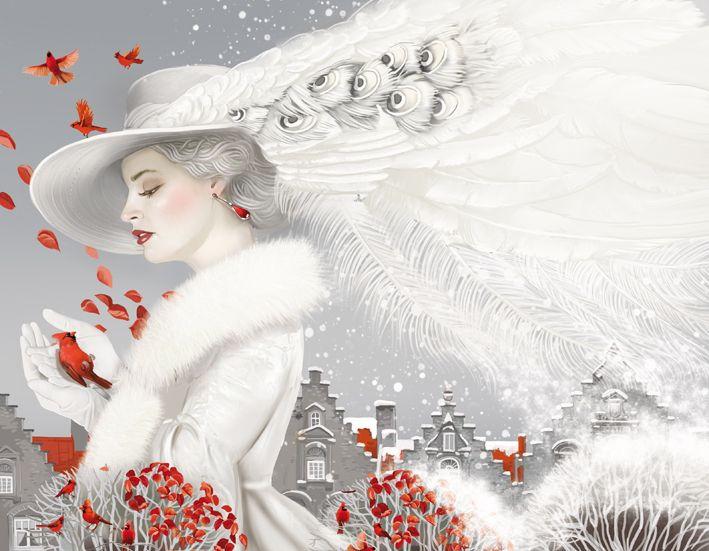 Doronina Tatiana - Se acerca el invierno...