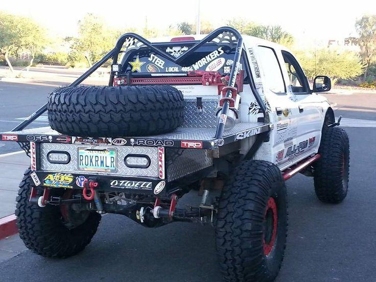 Sweet Off Road Toyota Tacoma Rock Crawlers N Off Roading