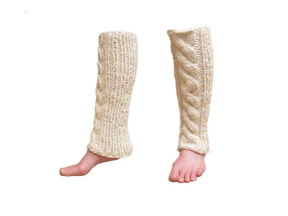Cable Knit Leg Warmers Knitting Pattern : Cable Knit Leg Warmer Pattern - INVENTIVENESS