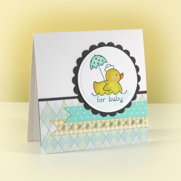 baby shower gift card by swldebbie cards and paper crafts at