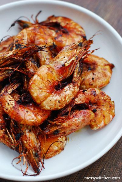 Assam Prawns (Tamarind Fried Prawns) | Spring, Summer & all the rando ...