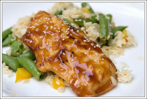 Honey Teriyaki Chicken | Dinner | Pinterest
