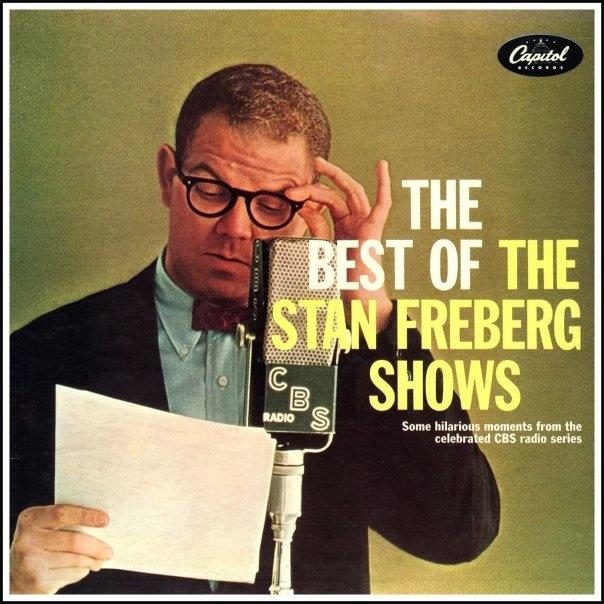 Stan Freberg The Best Of Stan Freberg