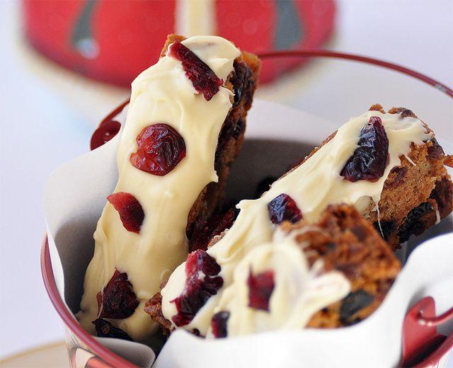 Fruitcake Bars | fruitcake | Pinterest