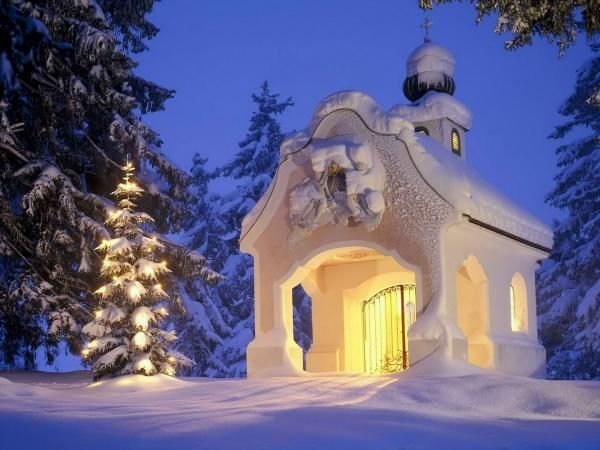 Bavarian Chapel, Germany