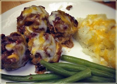 Mini Meatloaves Recipe - Mommy's Fabulous Finds