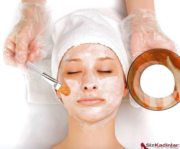 Güzellik maskeleri ile sağlıklı ciltler