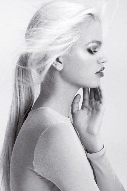 Daphne Groeneveld   Dior Addict Gloss campaign