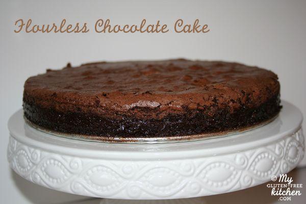 Flourless Chocolate Cake (Gluten-free) | Recipe