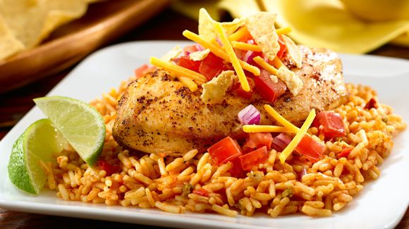this is supposed to be good, Fiesta Lime Chicken & Rice