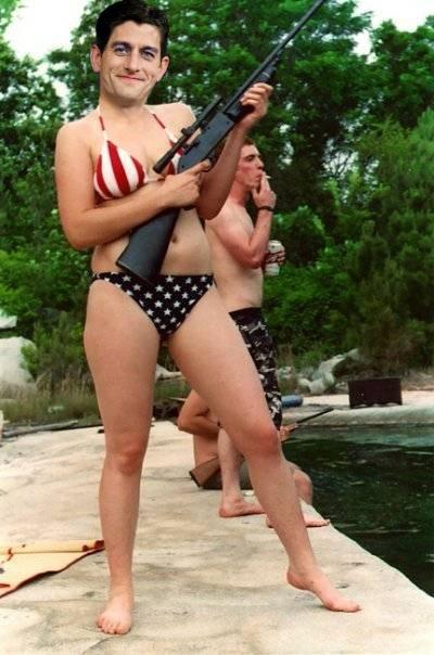 Paul Ryan, the New Sarah Palin