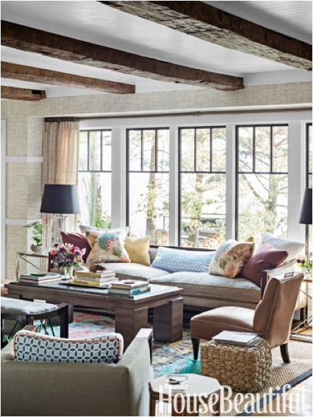 Thom filicia 39 s lake house Lake house decorating photos