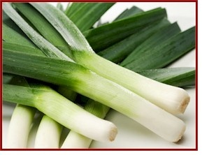 Braised Leeks and Mustard Greens | Healthy Recipes | Pinterest