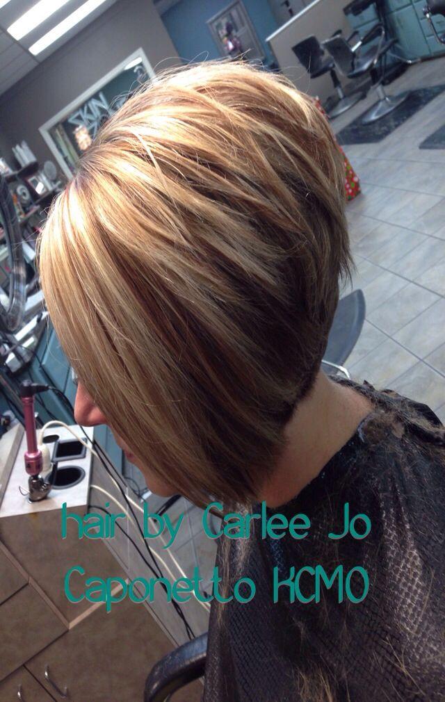 Inverted bob | Hår, makeup,naglar...HAIR & beauty | Pinterest