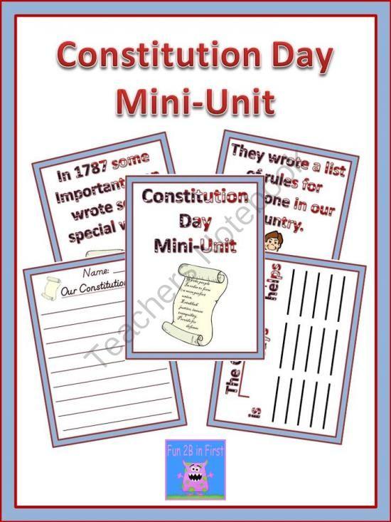 constitution unit whatis