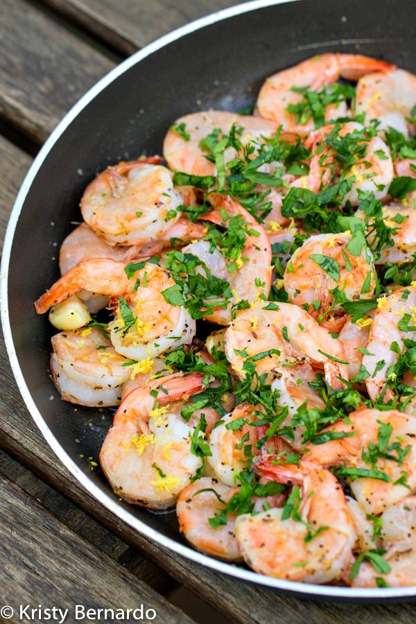 These shrimp are KILLER! They make a great main dish with a salad and ...