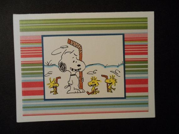 Snoopy christmas card snoopy pinterest