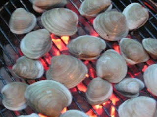 Grilled Clams | Seafood | Pinterest