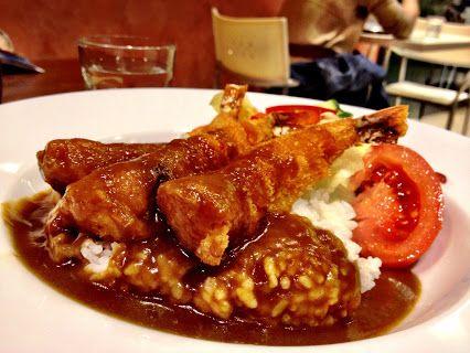 "... deep-fried, so "" Ebi-Furai "" is "" Deep-fried Shrimp ""..."