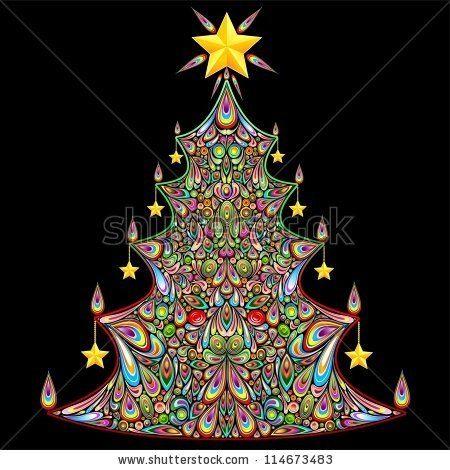 Christmas Tree | Jingle Bell Rock | Pinterest