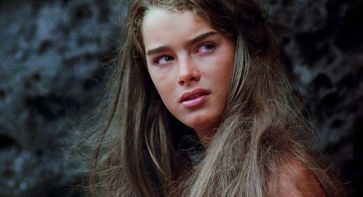Young brooke shields personne personnages pinterest