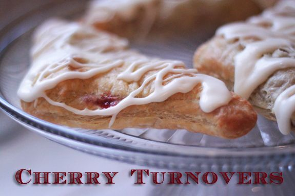 of the day quick cherry turnovers national cherry turnover turnovers ...