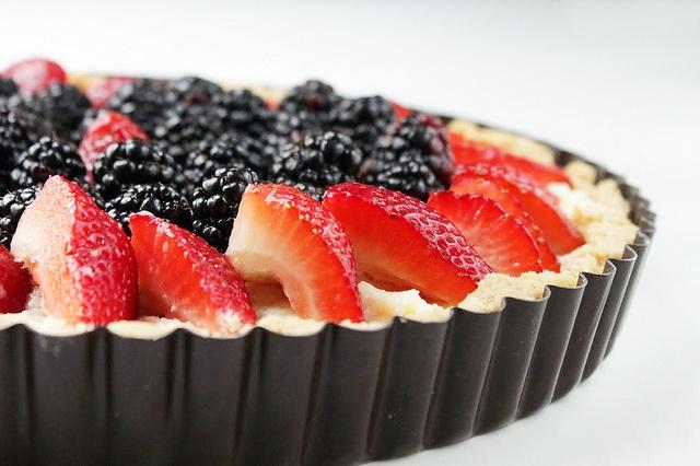 ... strawberry mascarpone tart recipe on food52 strawberry and mascarpone