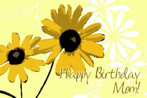 Happy Birthday Mom Rip