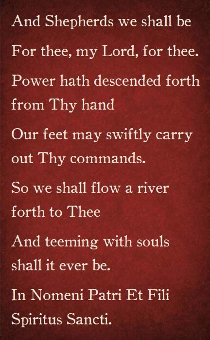 Prayer of The Boondock...