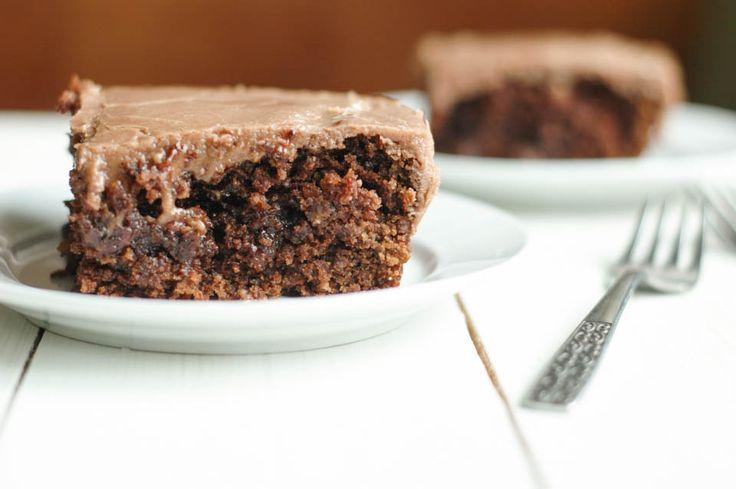 Chocolate Oatmeal Cake | Dessert | Pinterest