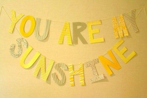 sunshine | My SUNSHINE | Pinterest