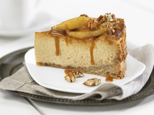 Apple Pecan Cheesecake - 3rd Place in 2011 Contest | Michigan Apple ...