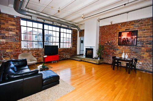 rainbow lofts washington dc living spaces pinterest. Black Bedroom Furniture Sets. Home Design Ideas