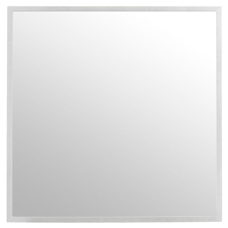 Stave espejo blanco for Miroir ikea stave