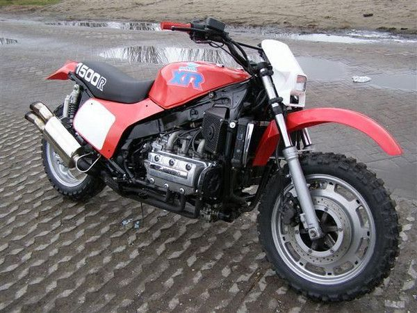 56 Best Bikes Goldwing Images On Custom 1983 1100 Cafe Racer Project