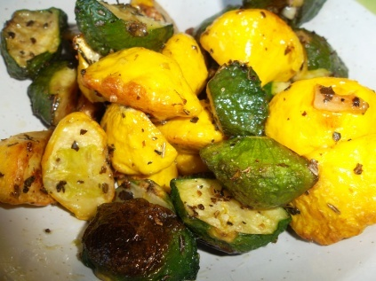 Roasted Summer Squash | bon appetit | Pinterest