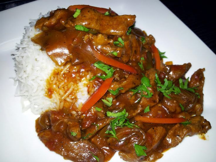 "Mom's Pepper Steak! 4.62 stars, 104 reviews. ""easy...nd delicious ..."