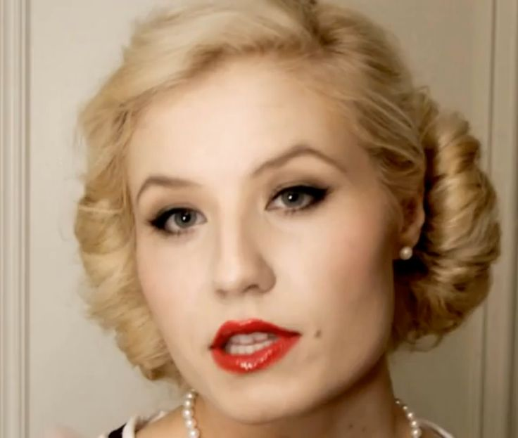 authentic 1950s make up tutorial sunday beauty school