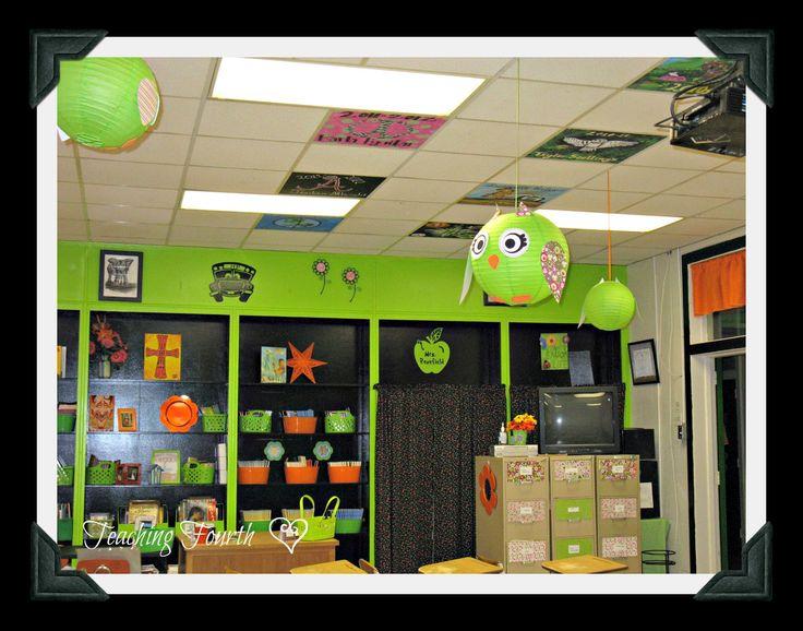 4th Grade Classroom Decorations