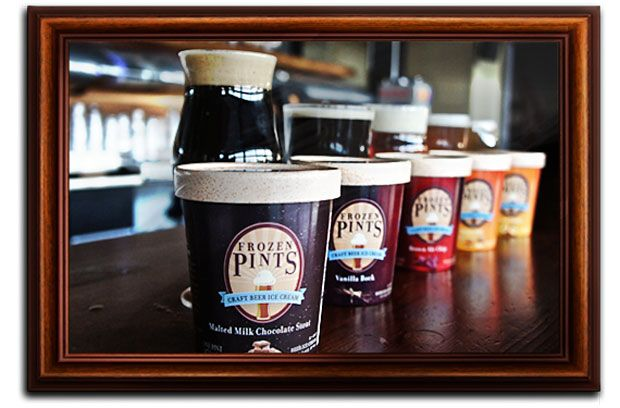 ... Manliest Ice Creams | Maxim | Beer and Whisky Ice Cream... oh hell ya