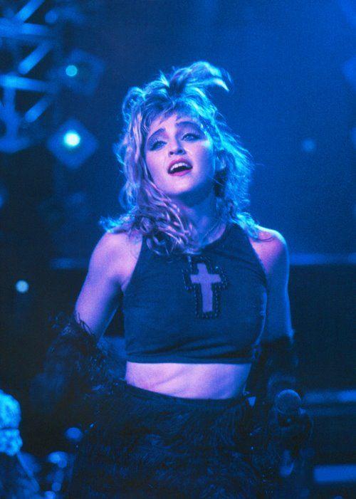 madonna 1985 virgin tour - photo #39