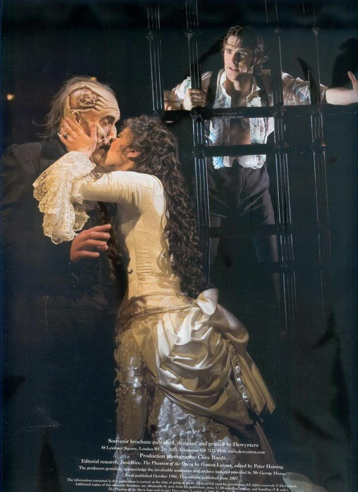 Pin by gaby calawerts on phantom pinterest for Phantom of the opera wedding dress