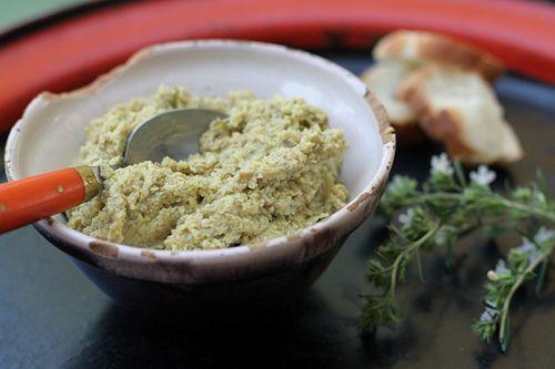 Artichoke Tapenade - mmmmm olives and artichokes