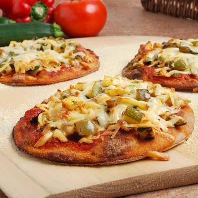 Grilled Veggie Pizza | Just Food | Pinterest
