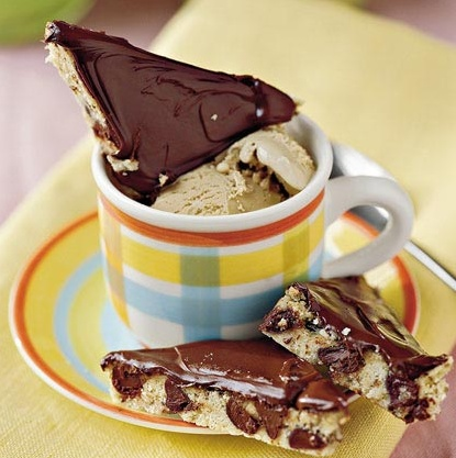 Mocha-Chocolate Shortbread - http://www.myrecipes.com/recipe/mocha ...