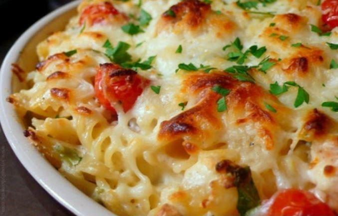 pasta casserole recipe yummly cheryl s spinach cheesy pasta casserole ...