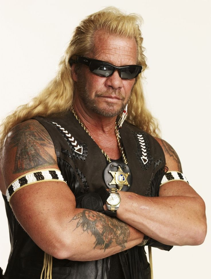 duane dog the bounty hunter chapman favorite tv shows